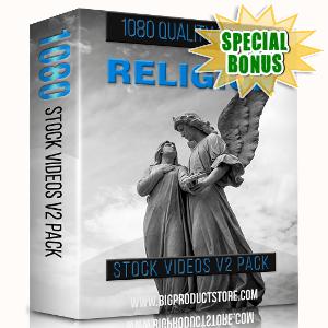 Special Bonuses - February 2019 - Religion - 1080 Stock Videos V2 Pack