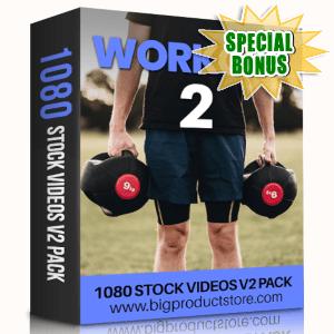Special Bonuses - April 2019 - Workout 2 - 1080 Stock Videos V2 Pack