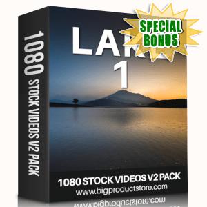 Special Bonuses - May 2019 - Lake 1 - 1080 Stock Videos V2 Pack
