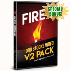 Special Bonuses - June 2019 - Fire 1 - 1080 Stock Videos V2 Pack