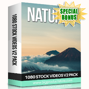 Special Bonuses - August 2019 - Nature 4 - 1080 Stock Videos V2 Pack
