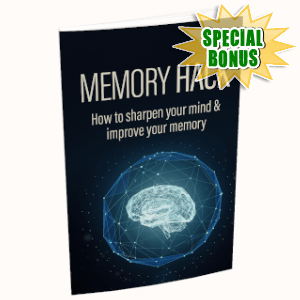 Special Bonuses - September 2019 - Memory Hack