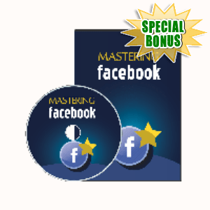 Special Bonuses - November 2019 - Mastering Facebook Video Series Pack