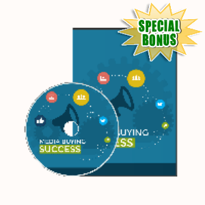 Special Bonuses - November 2019 - Media Buying Success Video Series Pack