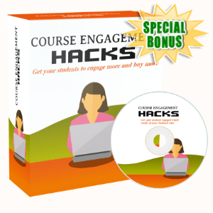 Special Bonuses - January 2020 - Course Engagement Hacks Video Series Pack