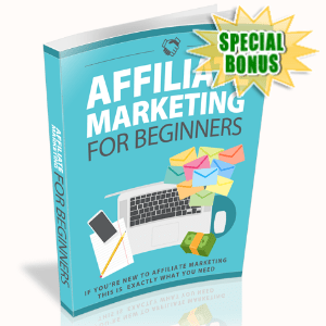 Special Bonuses - January 2020 - Affiliate Marketing For Beginners