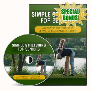 Special Bonuses - January 2020 - Simple Stretching For Seniors Video Upgrade Pack