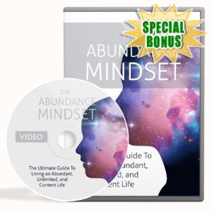 Special Bonuses - February 2020 - The Abundance Mindset Video Upgrade Pack
