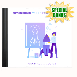 Special Bonuses - April 2020 - Designing Your Product Line Audio Pack