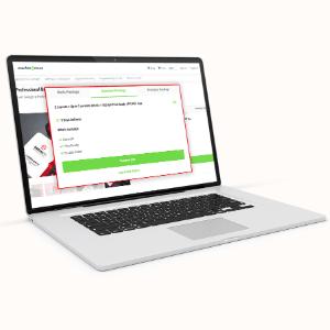 MarketPresso V2 Features - Service Packages