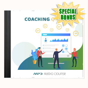 Special Bonuses - May 2020 - Coaching Q And A Audio Pack