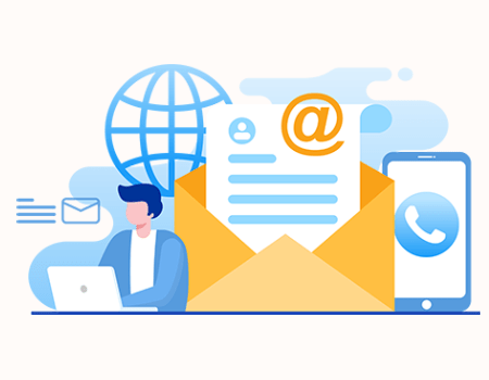 Active Webinar Features - Email Panel With Customizable Email Templates