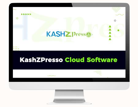 KashZPresso Features - KashZPresso Cloud Software