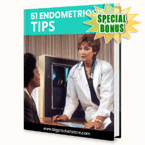 Special Bonuses - June 2020 - 51 Endometriosis Tips