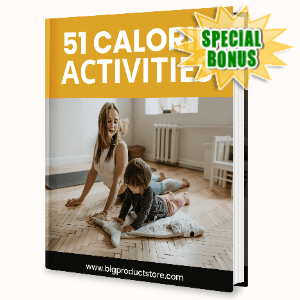 Special Bonuses - June 2020 - 51 Calorie Activities
