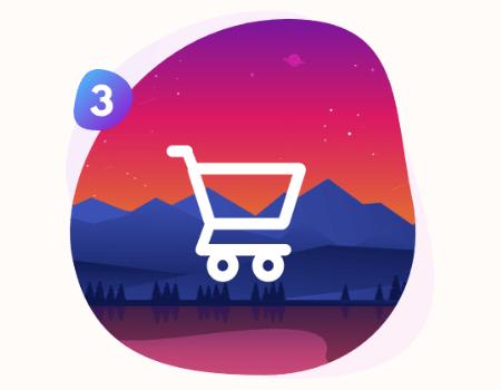 ZKart Features - Embeddable Cart