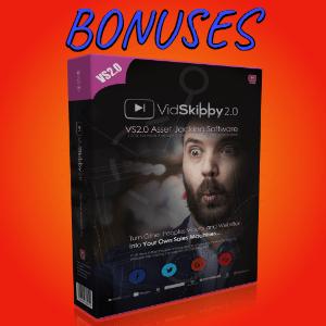 Krowd Bonuses  - Vidskippy 2.0