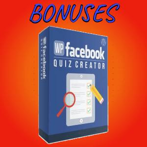 Krowd Bonuses  - WP FaceBook Quiz Creator