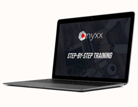 Onyxx Features - Step By Step Training