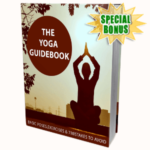 Special Bonuses - July 2020 - The Yoga Guidebook