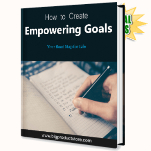 Special Bonuses - July 2020 - How To Create Empowering Goals