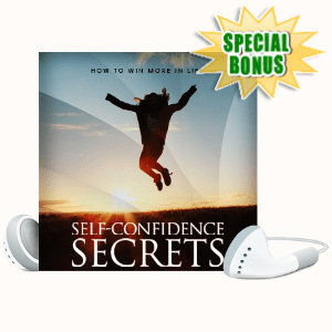 Special Bonuses - July 2020 - Self Confidence Secrets