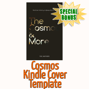 Special Bonuses - July 2020 - Cosmos Kindle Cover Template