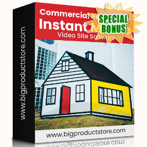 Special Bonuses - September 2020 - Commercial Real Estate Instant Mobile Video Site Software
