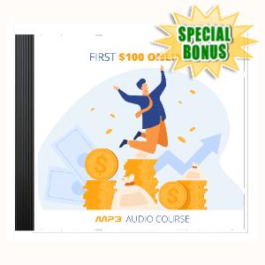 Special Bonuses - September 2020 - First $100 Online Audio Pack