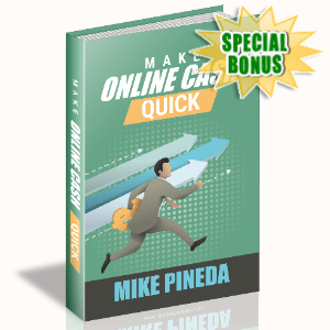 Special Bonuses - September 2020 - Make Online Cash Quick