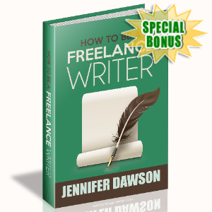 Special Bonuses - September 2020 - How To Be A Freelance Writer