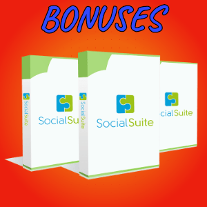 SurveyChimp Bonuses  - Social Suite Pro with Developer License
