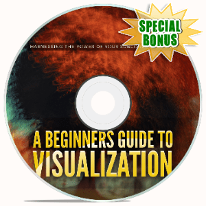 Special Bonuses - November 2020 - A Beginners Guide To Visualization Video Upgrade Pack