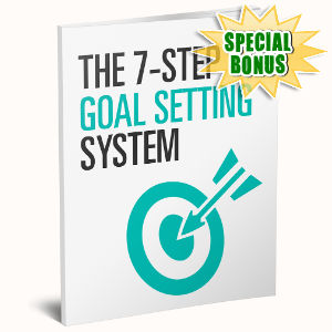 Special Bonuses - December 2020 - The 7-Step Goal Setting System