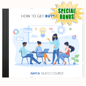 Special Bonuses - December 2020 - How To Get Buyer Leads Audio Pack