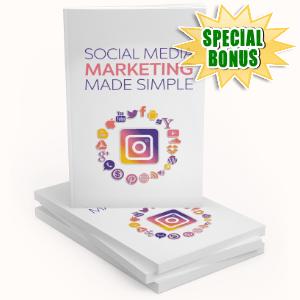 Special Bonuses - December 2020 - Social Media Marketing Made Simple Pack