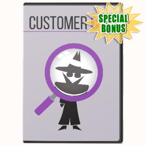 Special Bonuses - December 2020 - Customer CIA Pack
