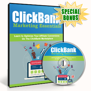 Special Bonuses #2 - March 2021 - ClickBank Marketing Video Upgrade Pack