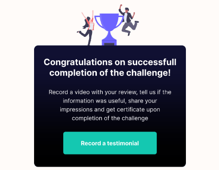 Challenges App Features - Challenges Feature 13