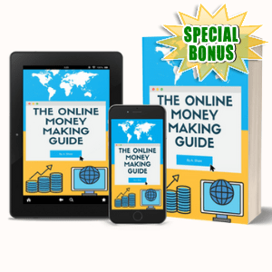 Special Bonuses #39 - May 2021 - The Online Money Making Guide