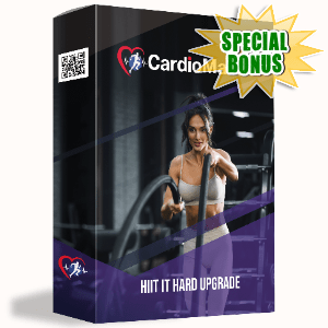 Special Bonuses #38 - June 2021 - HIIT It Hard Upgrade