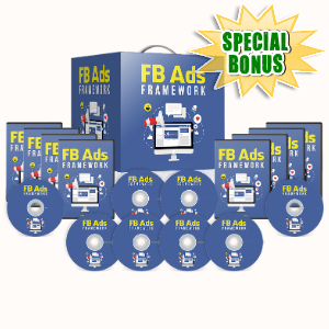 Special Bonuses #43 - July 2021 - FB Ads Framework Video Series Pack