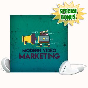 Special Bonuses #47 - July 2021 - Modern Video Marketing
