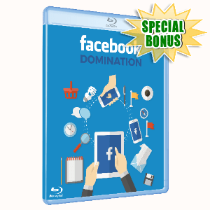 Special Bonuses #51 - July 2021 - Facebook Domination Video Series Pack
