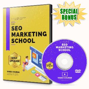 Special Bonuses #4 - August 2021 - SEO Marketing School Video Upgrade Pack