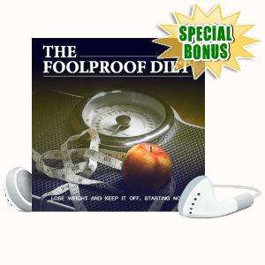 Special Bonuses #16 - August 2021 - The Foolproof Diet