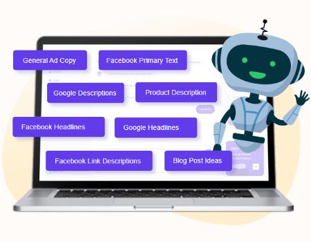CopyBlocks Features - 50+ Copywriting Skills With Human-Like A.I.
