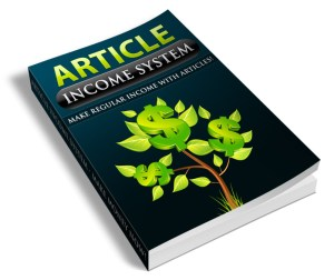 Keyword Ignition Special Bonus 4 - article-income-system