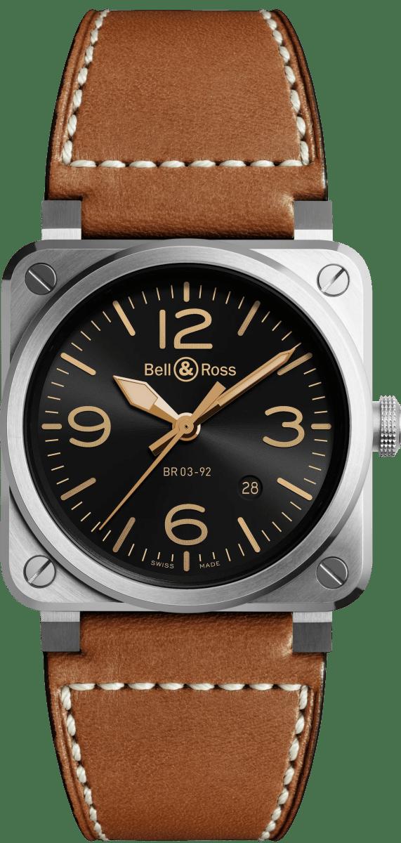 ベル&ロス 2021年新作 BR 03-92 GOLDEN HERITAGE-BELL&ROSS