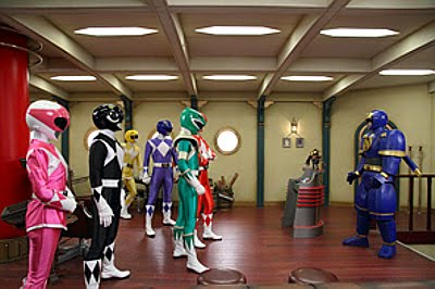 Ninjaman and the Zyurangers